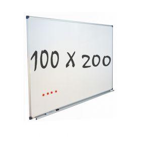 """Whiteboard """"Eco"""" – magnetisch – 100x200cm"""