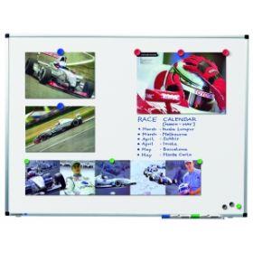 Legamaster-Whiteboard - Premium - 120 x 150 cm - Qualität zum kleinen Preis