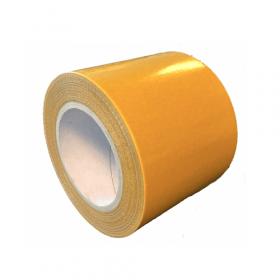 Doppelseitiges Klebeband für Sportboden - 100mm -  25m - Einfaches Verlegen von Gummiboden