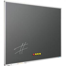 Kreidetafel / Whiteboard - 120 x 180 cm - Anthrazit