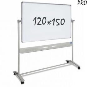 "Whiteboard ""Pro"" Emaille –  120x150cm"