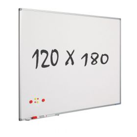 """Whiteboard """"Eco"""" S – Emaille – magnetisch – 120x180cm"""