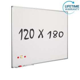 """Whiteboard """"Pro"""" S – Emaille – 120x180 cm"""