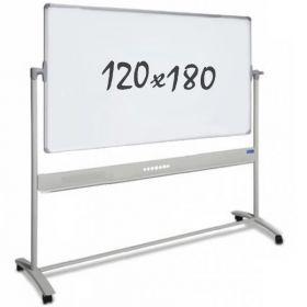 Whiteboard – Rollen – 120x180cm