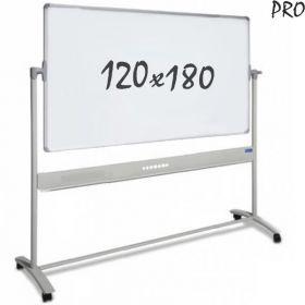 "Whiteboard ""Pro"" Emaille – 120x180cm"