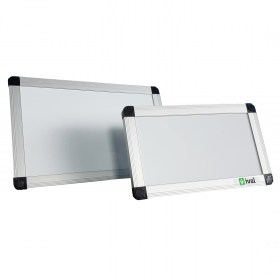 """Whiteboard Mini """"Eco"""" - Tischaufsteller - magnetisch - 20x30 cm"""