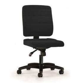 Bürostuhl Prosedia Yourope 3 - niedrige Rückenlehne - Schwarz - Qualität von Interstuhl®