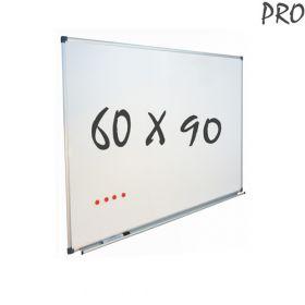 "Whiteboard ""Pro""– Emaille – magnetisch – 60x90cm"