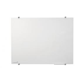 Glasboard 90x120 cm weiß