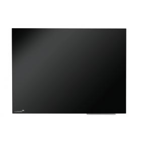Glas-Magnettafel 40x60 cm schwarz