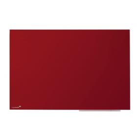 Legamaster Glasboard Rot 60x80 cm