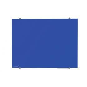 Glasboard 90x120 cm blau