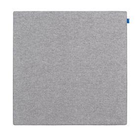 BOARD-UP frameloos akoestisch wandpaneel - 75x75 cm - licht grijs