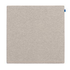 BOARD-UP frameloos akoestisch wandpaneel - 75x75 cm - zacht beige