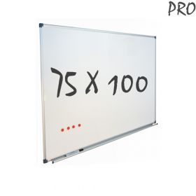 "Whiteboard ""Pro""– Emaille – magnetisch – 75x100cm"