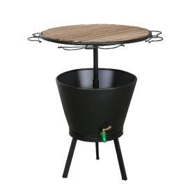 SenS-Line Provence Gartentisch mit Eiskübel