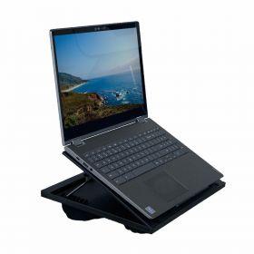 Ergonomisches Laptopkissen - Carbon & verstellbar