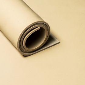 NR-Gummiplatten (Latex) - 5 mm, beige