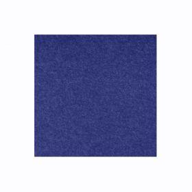 Akustisches Wandpaneel PET-Filz - 100x100 cm - Blau