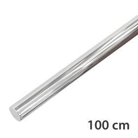 RVS Gepolijst Trapleuning 100 cm