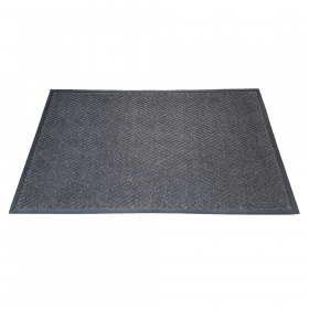 Schmutzfangmatte Brush Clean 90x150 cm - Grau