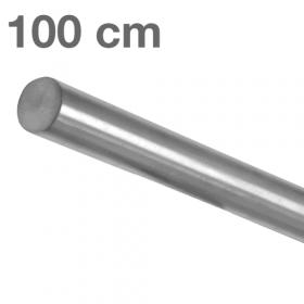 """Edelstahl-Treppengeländer - """"gebürstet""""  - 100 cm"""
