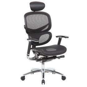 Ergonomische bureaustoel Luxurious comfort