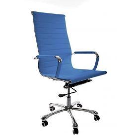 bureaustoel madrid blauw