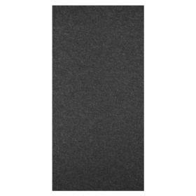 Chameleon Akustik-Wandpaneel PET Filz - Modular - 198x98 cm - Anthrazit