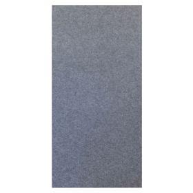 Chameleon Akustik-Wandpaneel PET Filz - Modular - 198x98 cm - Grau