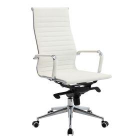 Bürostuhl Madrid Deluxe - neue Edition - Weiß