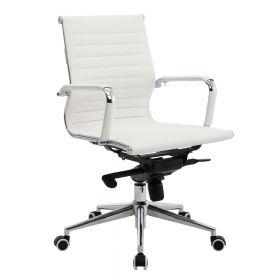 Bürostuhl Valencia Deluxe - neue Edition - Weiß