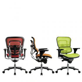 COMFORT Bürostuhl Ergohuman Classic - ohne Kopfstütze - verschiedene Farben