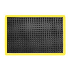 Anti-Ermüdungsmatte - 60x90cm- Signalfarbe - Stehplatzmatten für Sicherheit & Ergonomie am Steharbeitsplatz