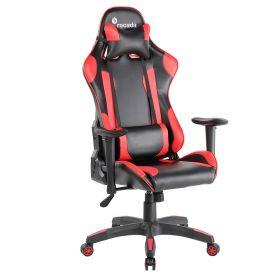 Gamechair Pro Rot - Rocada Ergoline - Wippmechanik- ergonomisch & robust