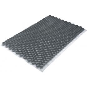 "Rasengittersteine - ""Gravel-Fix-Pro"" - Kunststoff Grau - 80x120cm - 0,96m²"