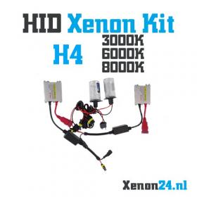xenon kit h4 3000K, 6000K, 8000K