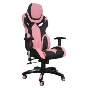 Spielstuhl - Gaming Chair Race - Rosa
