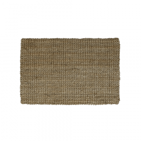 Handgewebter Juteteppich - 80x150cm