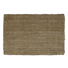 Handgewebter Juteteppich - 200x290 cm