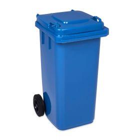 Mülltonne - 120 Liter / 120l - Blau - EU-DIN-Müll-Tonne günstig im Shop kaufen