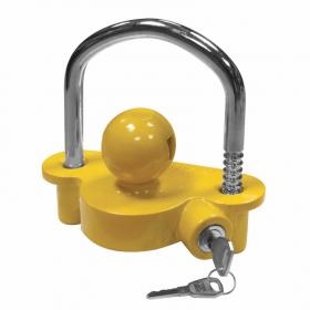 Universal-Kupplungsschloss - Für Anhänger oder Wohnwagen - Hochrobust