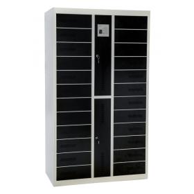 Tabletschrank Safelock 24 Keycards - Viel Platz für mindestens 24 Laptops, Notebooks, Smartphones oder Phablets