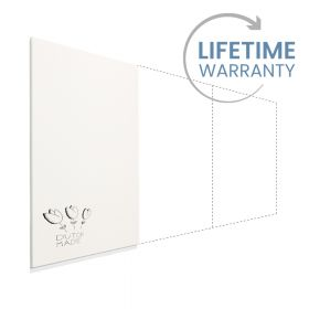"""Schöner Arbeiten: Whiteboard Paneele """"Chameleon""""  - rahmenlos - 88x118 cm - erweiterbar"""