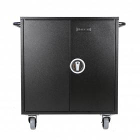 Tablet-Ladewagen Flex 2.0 - 32 Geräte - Tabletwagen für 32 Tablets, Chromebooks, Smartphones bis 15,6 Zoll