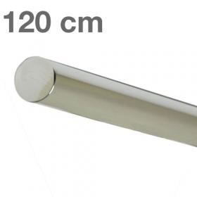 "Edelstahl-Treppengeländer - ""poliert""  -  120 cm"