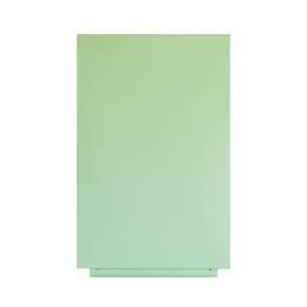 Magnettafel für die Schule in Grün