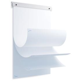 """Flipchart-Halterung mit 20 Blättern – für Whiteboard """"Slim"""""""