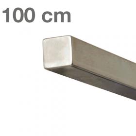 """Edelstahl-Treppengeländer - """"vierkant"""" - 100 cm"""