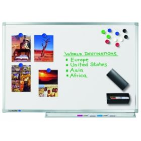 Legamaster - Professional Whiteboard - Emaille - Extraleicht - 90x120 cm